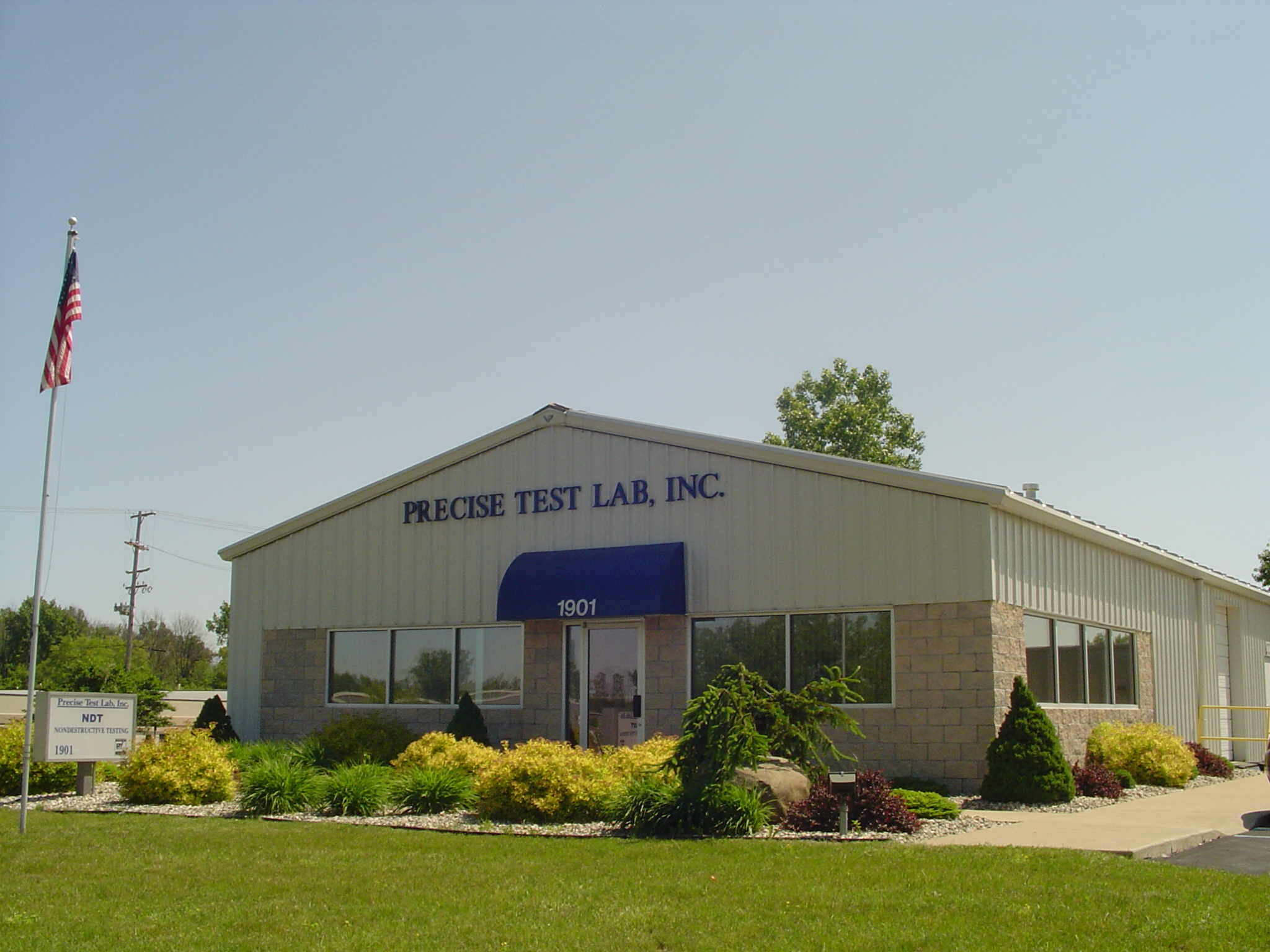 Precise Test Lab, Inc.